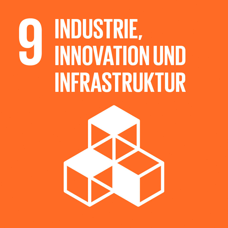 SDG 9 - Industrie, Innovation und Infrastruktur