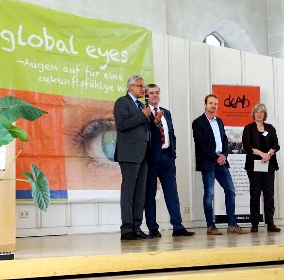 Schülerkongress Global Eyes am 12. Mai 2017 in Ulm
