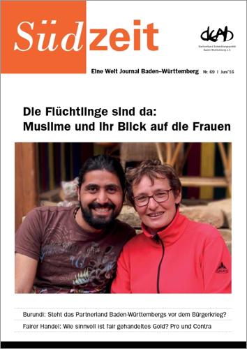 Zeitschriften-Cover: